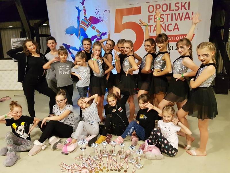 V Opolski Festiwal Tańca