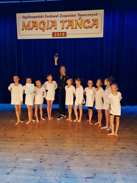 Magia Tańca 2018