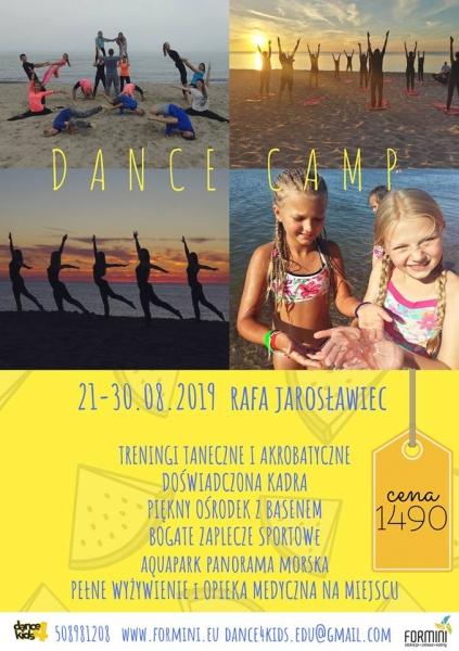 IV odLOT, czyli odlotowy Letni Obóz Taneczny 2019