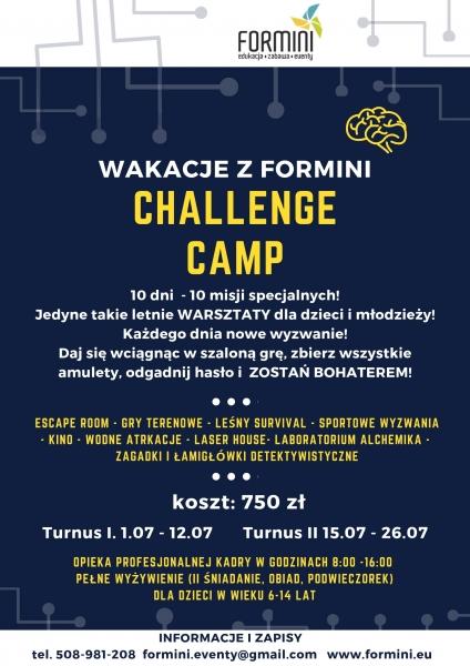 Challenge Camp