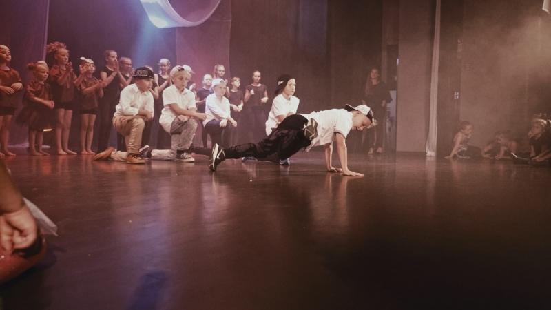 Break Dance w Galerii Focus