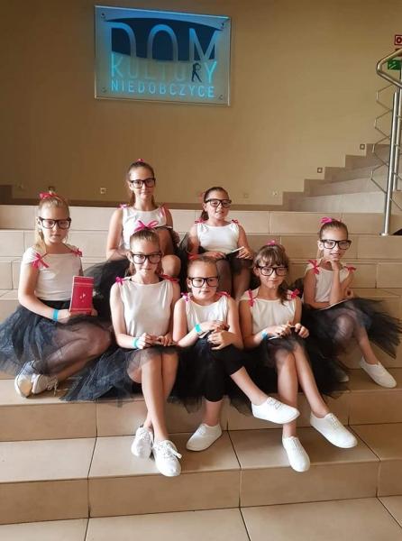 Dzień Dziecka w tanecznych rytmach