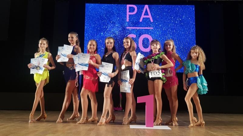 Tancerki Dance4Kids znów na podium!