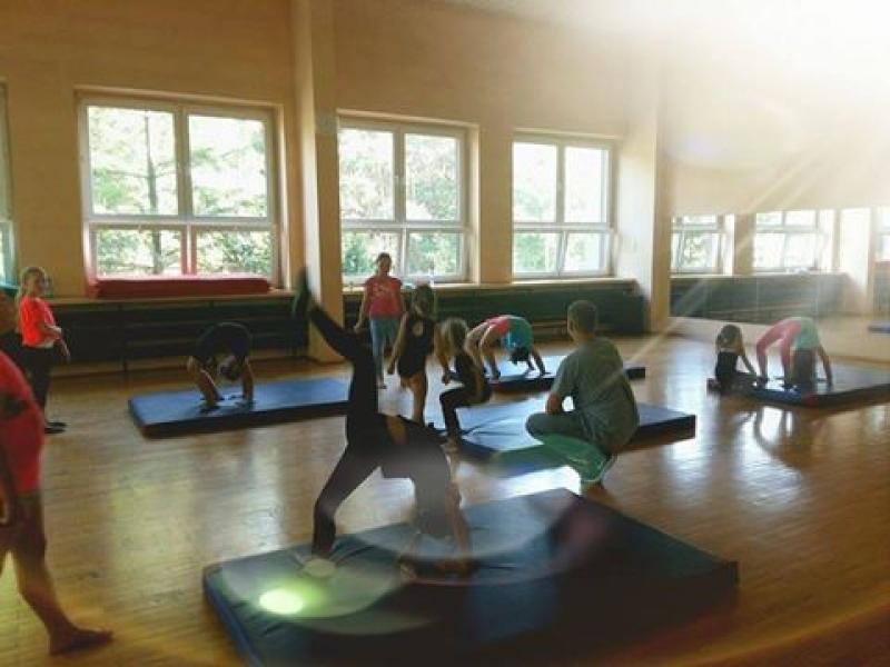 Warsztaty akrobatyczne