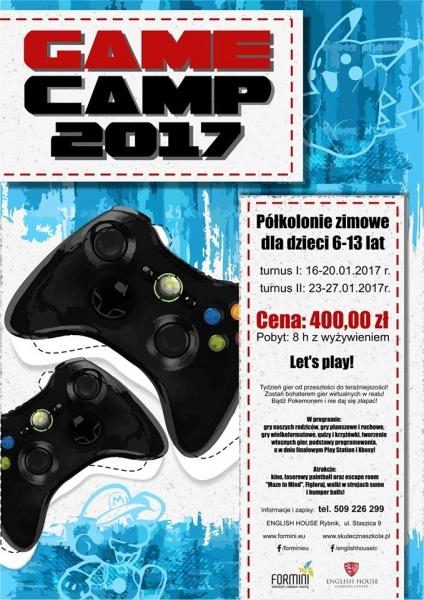 Game  Camp 2017