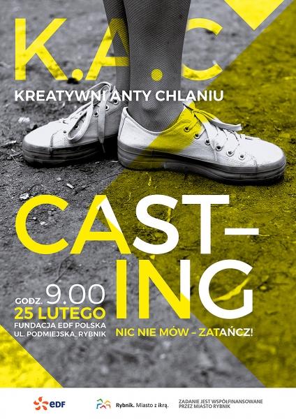 Uwaga! Casting!